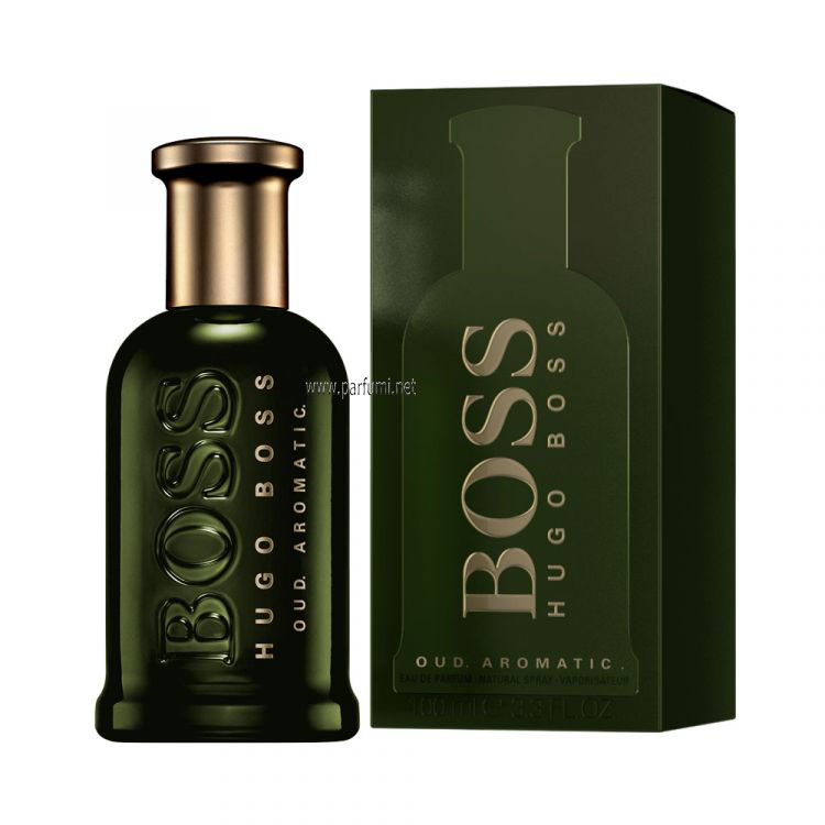 Hugo Boss Boss Bottled Oud Aromatic EDP perfume for men - 100ml
