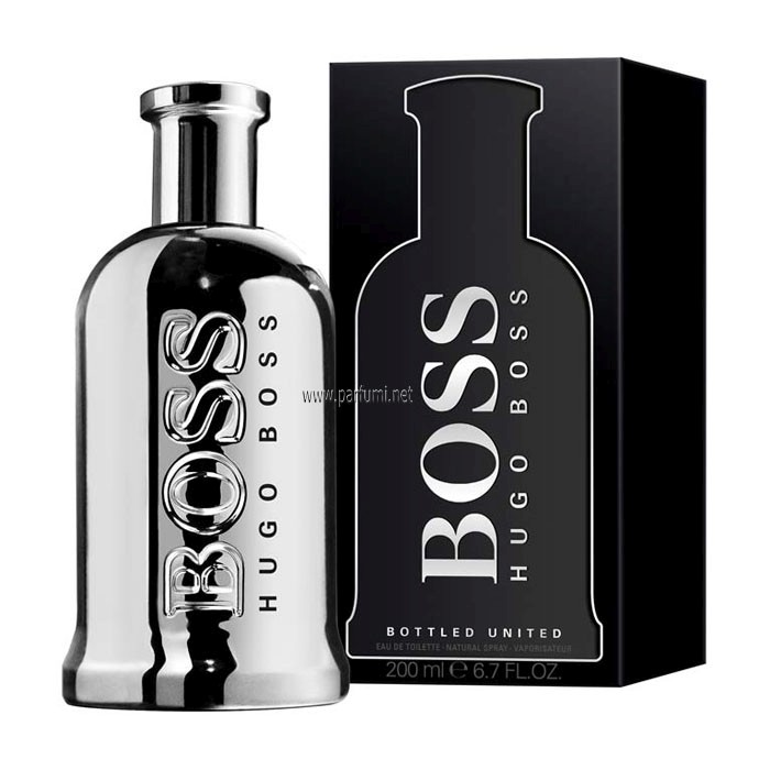 Hugo Boss Boss Bottled United EDT парфюм за мъже - 50ml