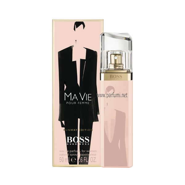 Hugo Boss Ma Vie Runway Edition EDP за жени - 75ml.