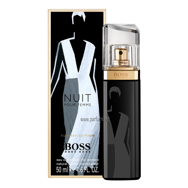Hugo Boss Nuit Runway Edition EDP за жени - 75ml.