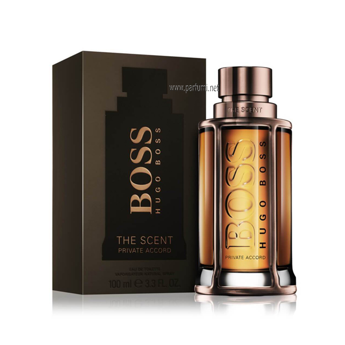 Hugo Boss The Scent Private Accord EDT парфюм за мъже - 200ml