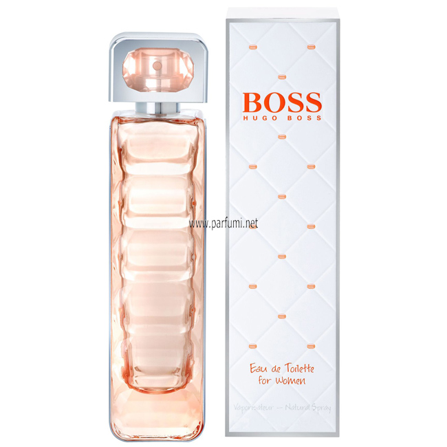 Hugo Boss Orange EDT parfum for women - 75ml.