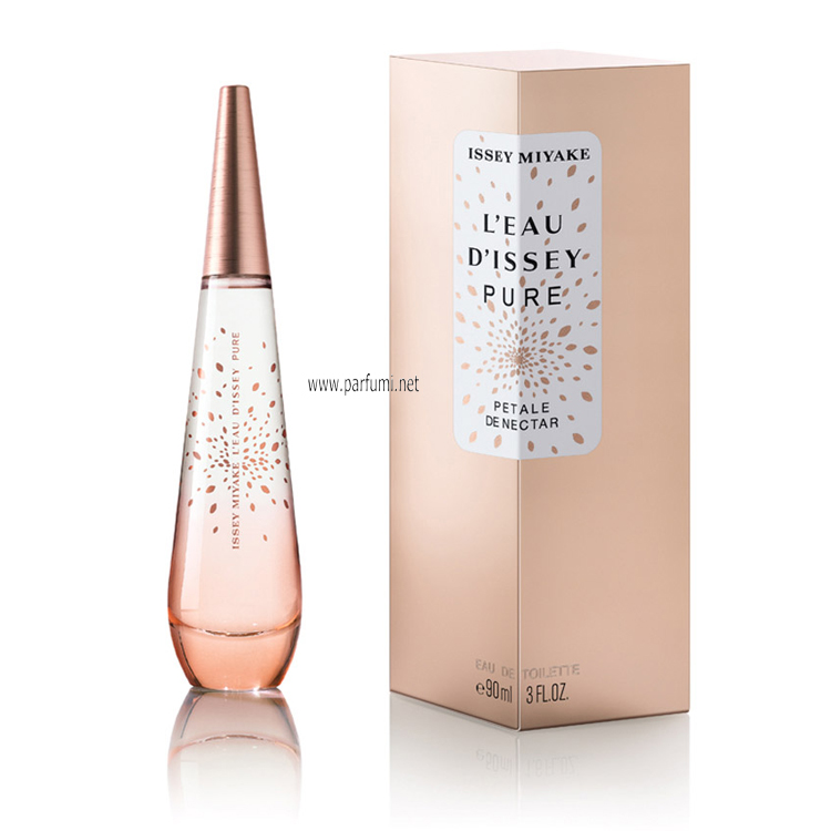 Issey Miyake L'Eau D'Issey Pure Petale de Nectar EDT за жени - 90ml