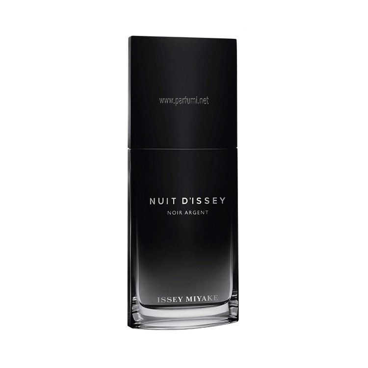 Issey Miyake Nuit dIssey Noir Argent EDP parfum for men - without package - 100m