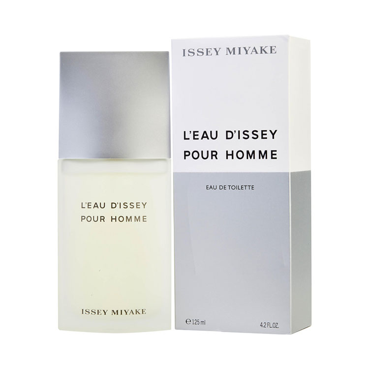 Issey Miyake L'Eau D'Issey EDT за мъже - 125ml