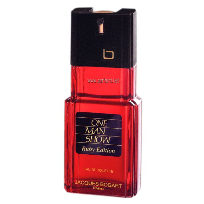 Jacques Bogart One Man Show Ruby EDT parfum for men - without package - 100ml