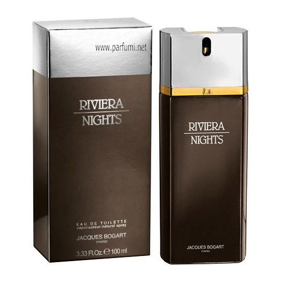 Jacques Bogart Riviera Nights EDT парфюм за мъже - 100ml