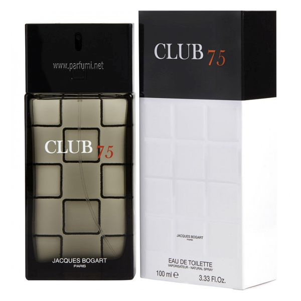Jacques Bogart Club 75 EDT парфюм за мъже - 100ml