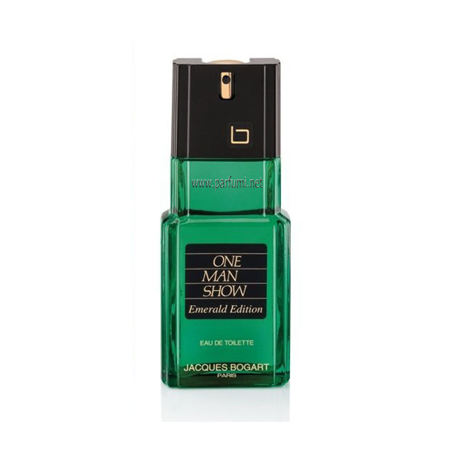 Jacques Bogart One Man Show Emerald Edition EDT за мъже-без опаковка-100ml