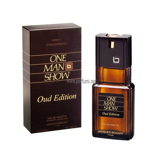 Jacques Bogart One Man Show Oud Edition EDT за мъже-без опаковка-100ml