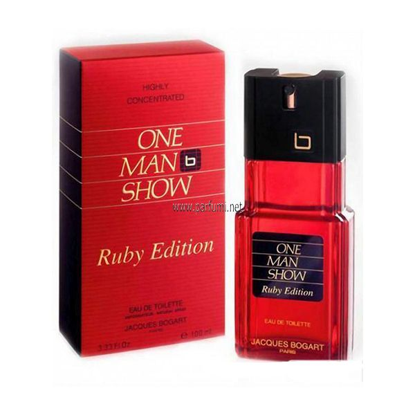 Jacques Bogart One Man Show Ruby Edition EDT парфюм за мъже - 100ml