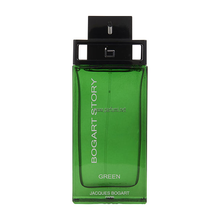 Jacques Bogart Story Green EDT for men - without package - 100ml