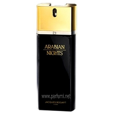 Jacques Bogart Arabian Nights EDT for men-without package-100ml