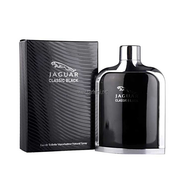 Jaguar Classic Black EDT parfum for men - 100ml