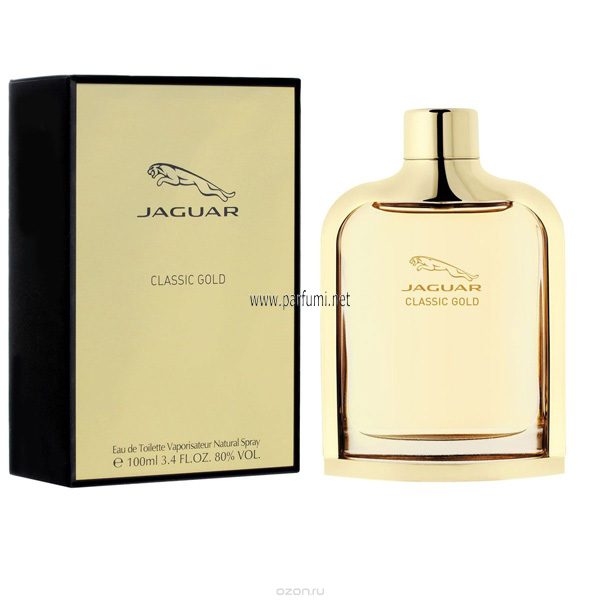 Jaguar Classic Gold EDT parfum for men - 100ml
