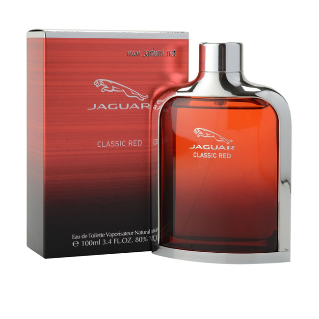 Jaguar Classic Red EDT parfum for men - 100ml