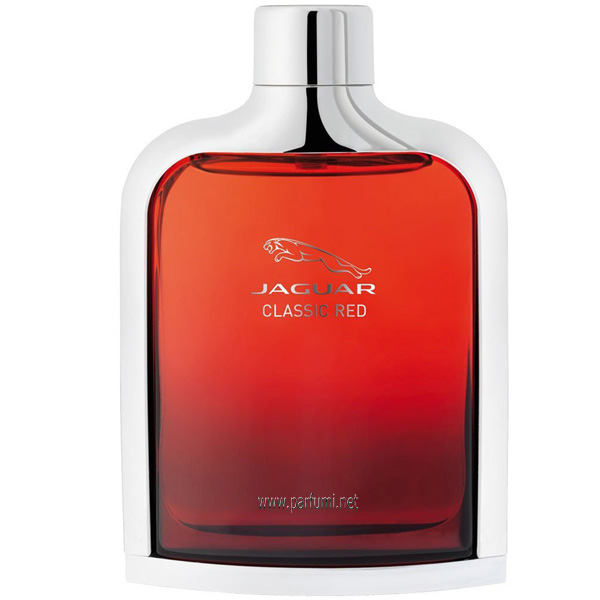 Jaguar Classic Red EDT парфюм за мъже - без опаковка - 100ml.