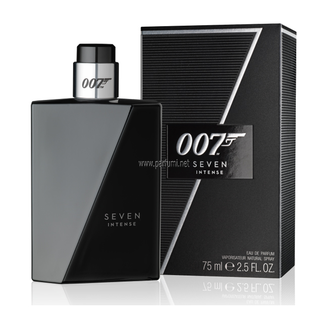 James Bond 007 Seven Intense EDP парфюм за мъже - 125ml