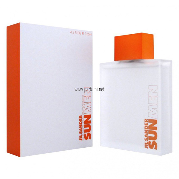 Jil Sander Sun Men EDT parfum for men - 125ml