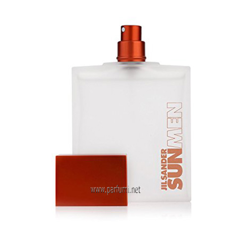 Jil Sander Sun Men EDT парфюм за мъже - без опаковка - 125ml