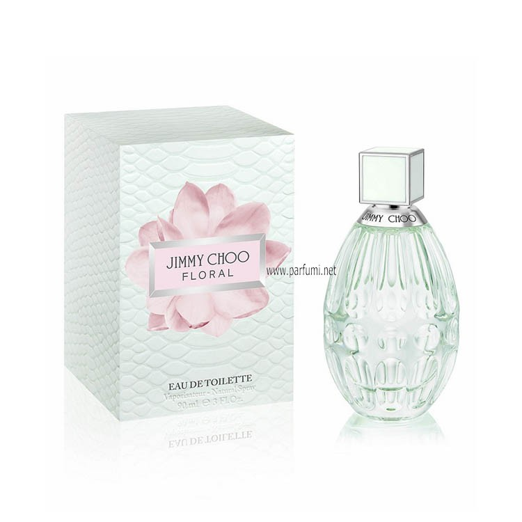 Jimmy Choo Floral EDT парфюм за жени - 40ml