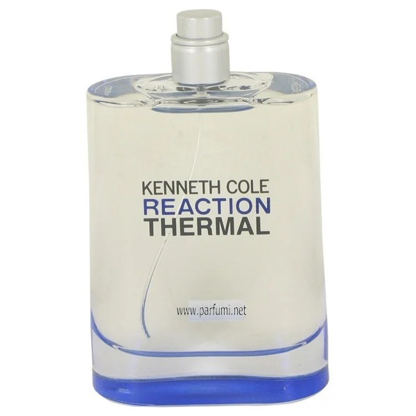 Kenneth Cole Reaction Thermal EDT parfum for men - without package - 100ml