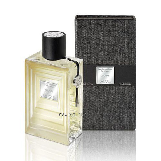 Lalique Les Compositions SILVER EDP Unisex - 100ml