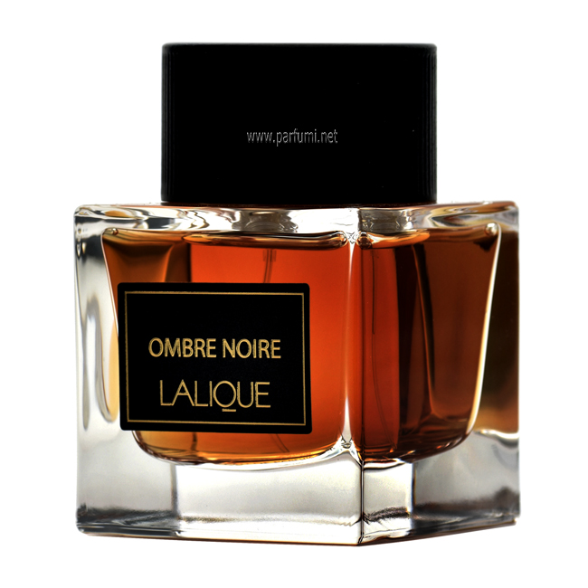 Lalique Ombre Noir EDP perfume for men - without package - 100ml