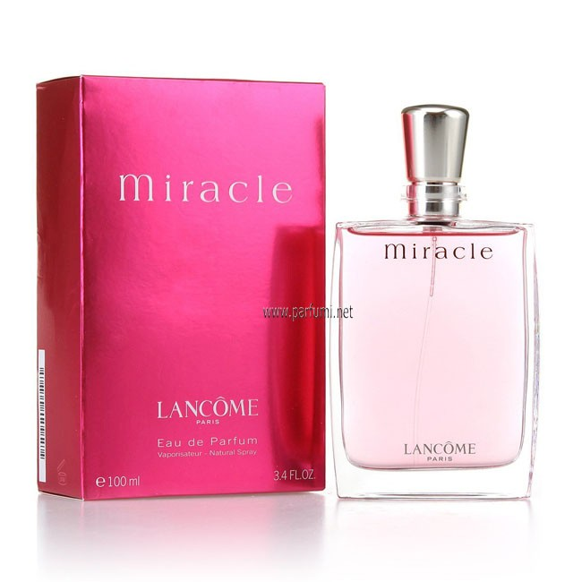 Lancome Miracle EDP perfume for women - 100ml.