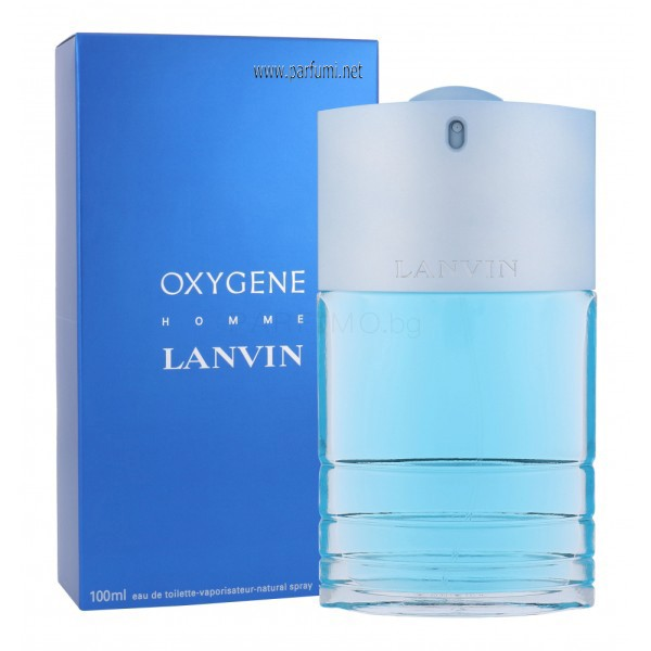 Lanvin Oxygene Homme EDT parfum for men - 100ml