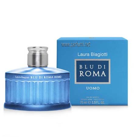 Laura Biagiotti Blu di Roma EDT for men - 125ml