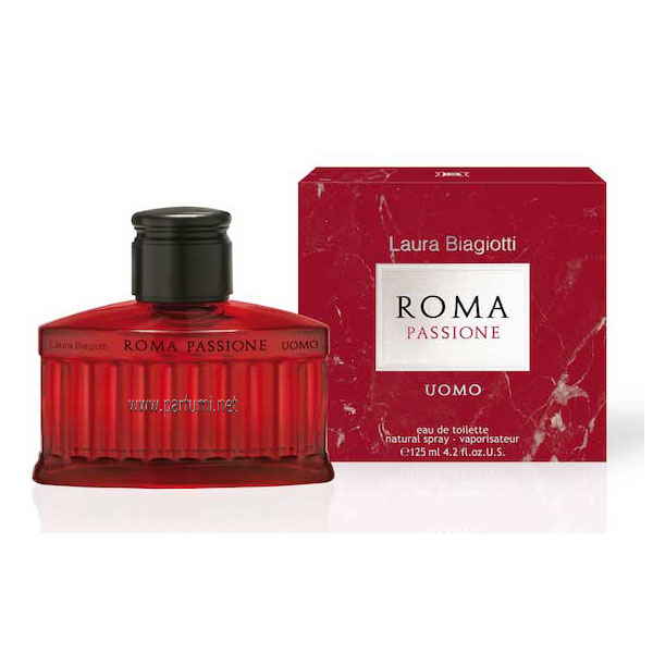 Laura Biagiotti Roma Passione EDT for men - 125ml