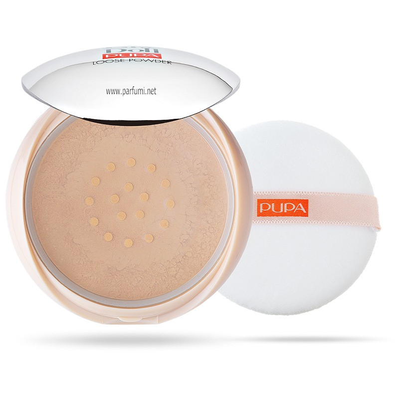 Pupa Like a Doll Loose Powder Light Beige 001