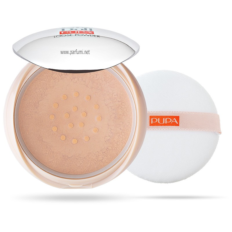Pupa Like a Doll Loose Powder Rosy Nude 002