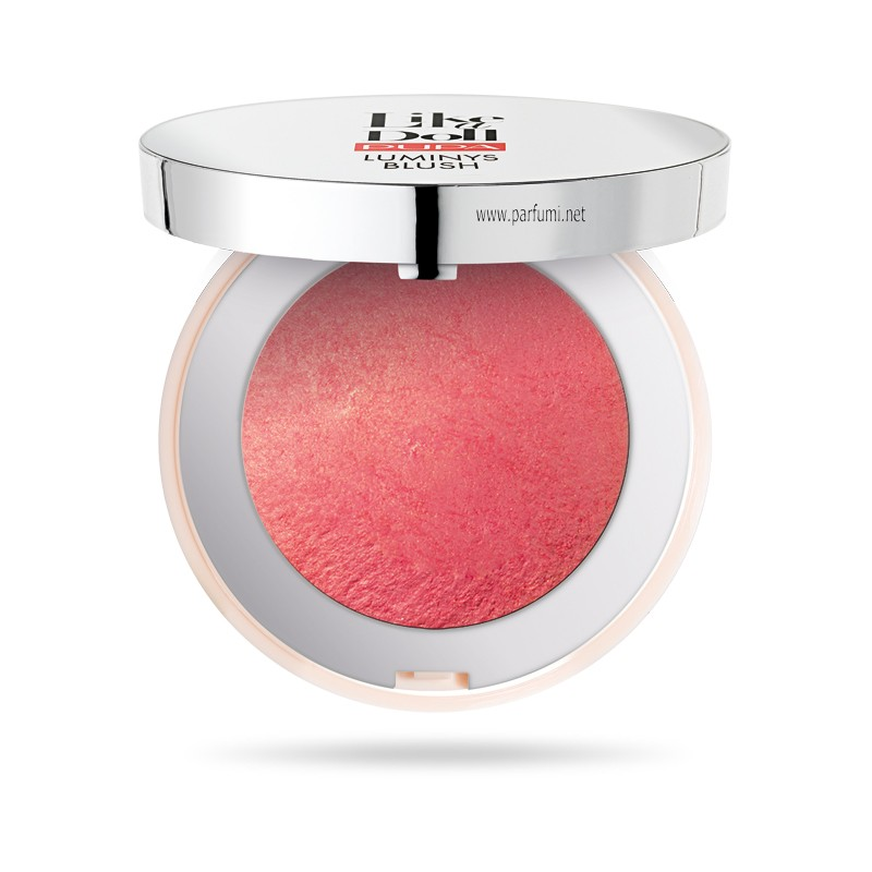 Pupa LIKE A DOLL LUMINYS BLUSH 050093A Deep Coral 303