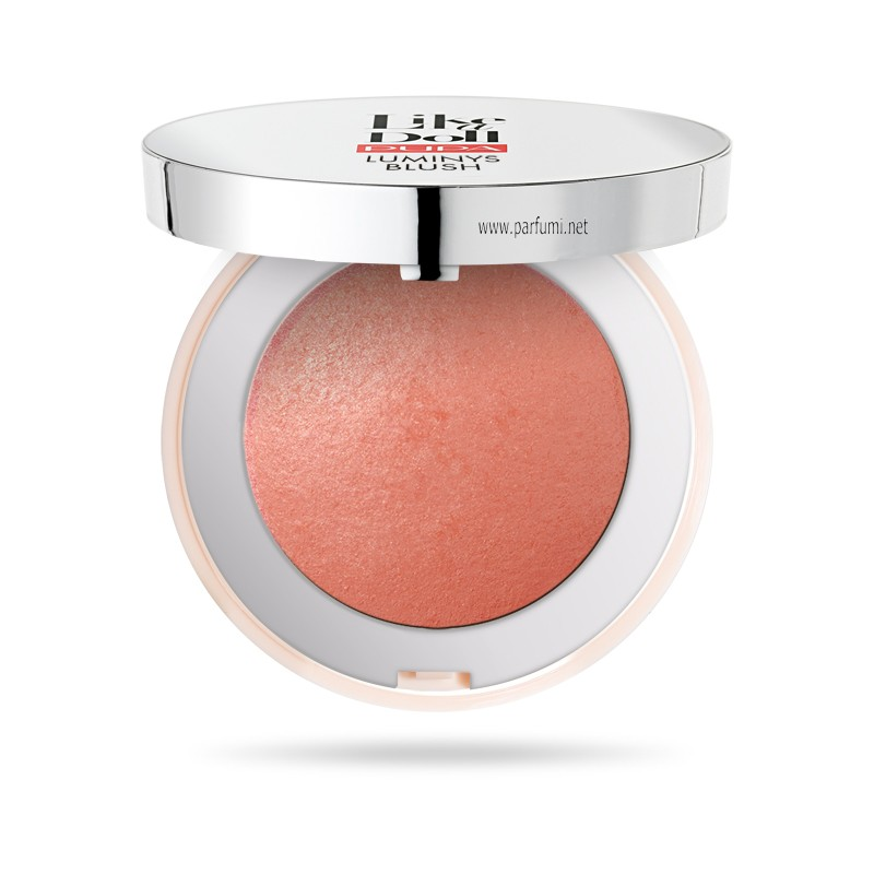 Pupa LIKE A DOLL LUMINYS BLUSH 050093A Light Apricot 300
