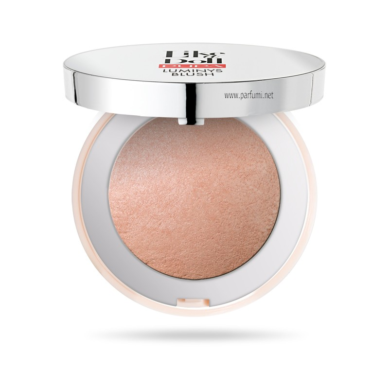 Pupa LIKE A DOLL LUMINYS BLUSH 050093A Light Brown 200