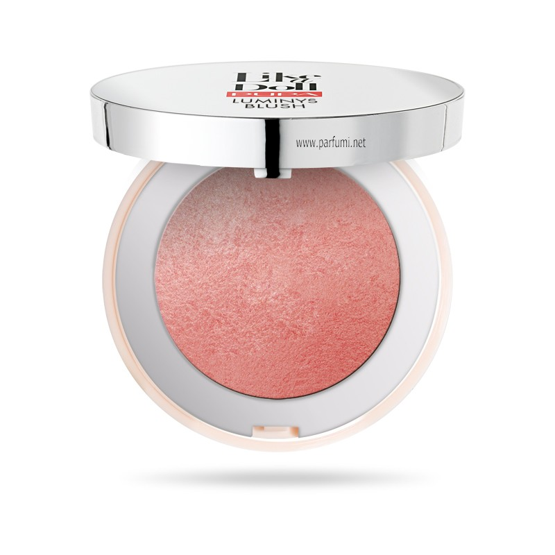 Pupa LIKE A DOLL LUMINYS BLUSH 050093A Rose Peony 100