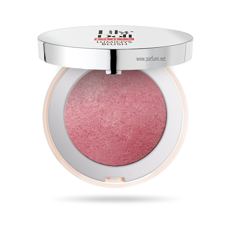 Pupa LIKE A DOLL LUMINYS BLUSH 050093A Starry Pink 102