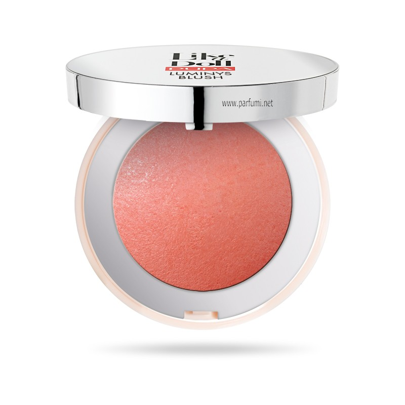 Pupa LIKE A DOLL LUMINYS BLUSH 050093A Sweet Apricot 301
