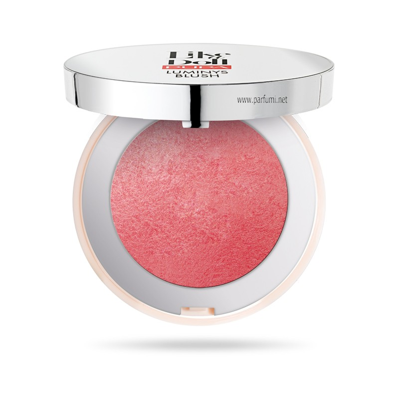 Pupa LIKE A DOLL LUMINYS BLUSH 050093A Sweet Rose 101