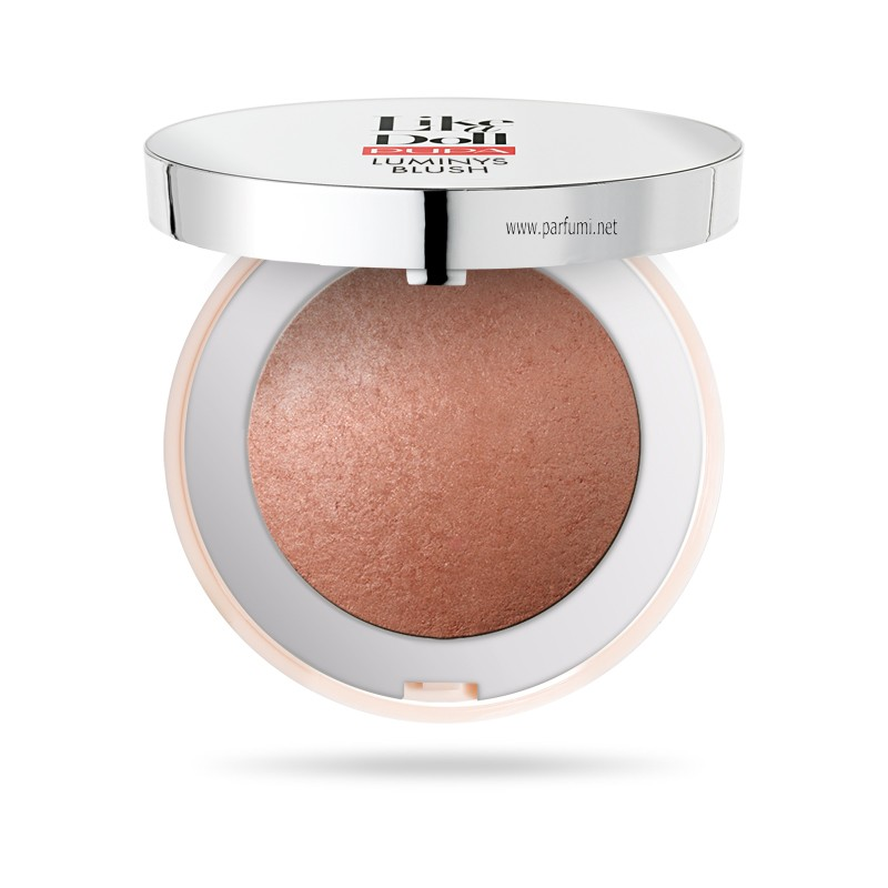 Pupa LIKE A DOLL LUMINYS BLUSH 050093A Terra de Siena 202