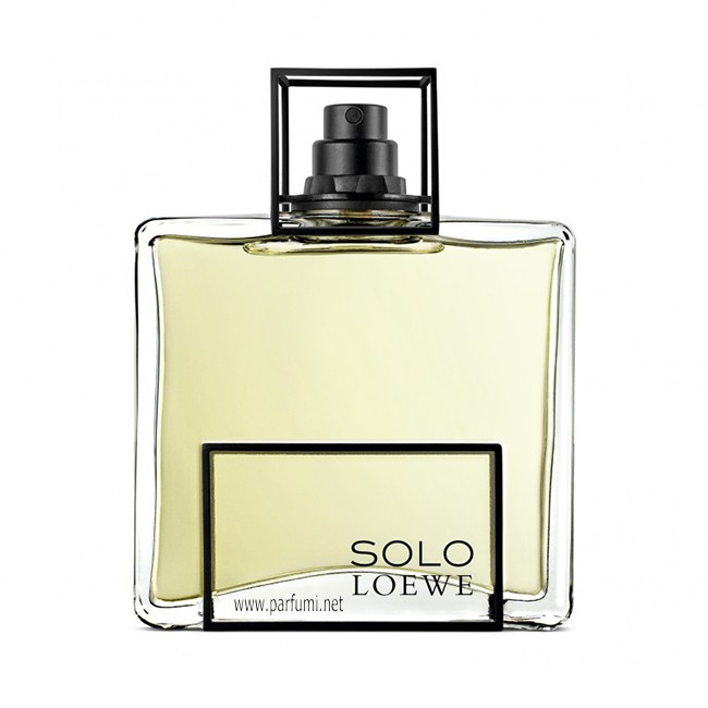 Loewe Solo Loewe Esencial EDT parfum for men - without package - 100ml
