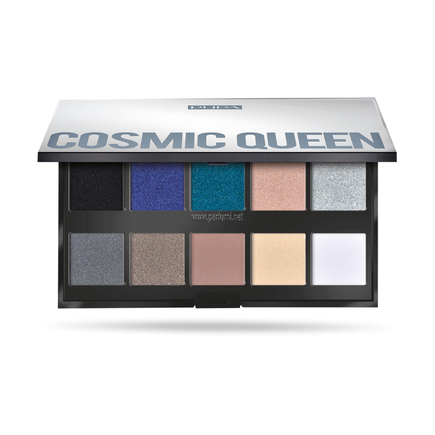 Pupa Make Up Stories Palette Eyeshadow Cosmic Queen 004