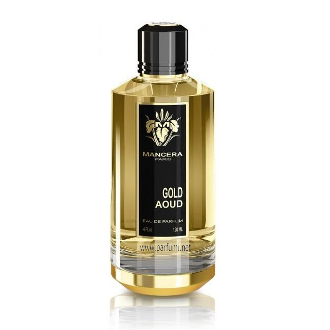 Mancera Gold Aoud EDP unisex perfume-without package-120ml