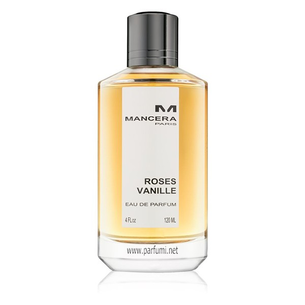 Mancera Roses Vanille EDP parfum for women -without package- 120ml