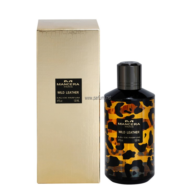 Mancera Wild Leather EDP унисекс парфюм  - 120ml