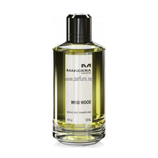 Mancera Wind Wood EDP парфюм за мъже -без опаковка- 120ml