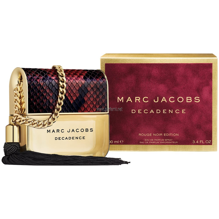 Marc Jacobs Decadence Rouge Noir Edition EDP парфюм за жени - 100ml
