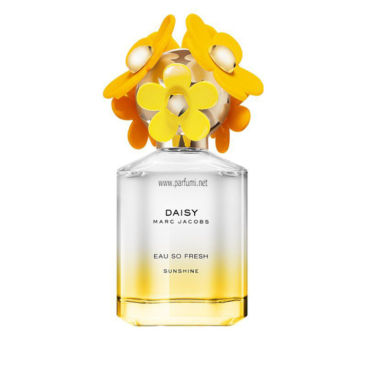 Marc Jacobs Daisy Eau So Fresh Sunshine EDT за жени-без опаковка-75ml